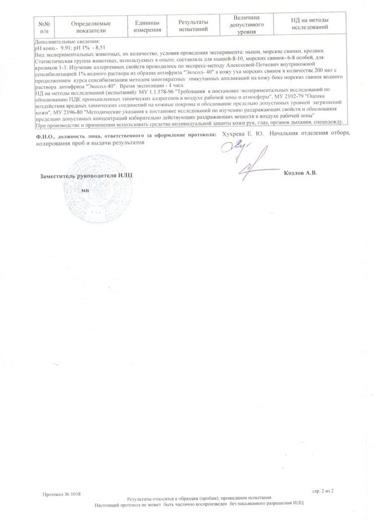 Токсикологич..исп.Центр Гигиены 2л